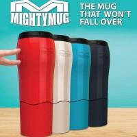 Termurah Mighty Mug Tumbler Botol Minum Termos Anti Tumpah Senggol
