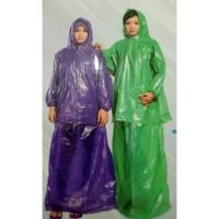 Jas hujan jacket rok HDPE Ibex