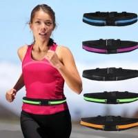 Tas Pinggang Lari olahraga Running Go Belt Sporty Tahan Air CASHBACK -