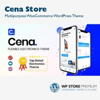 Cena Store - Multipurpose WooCommerce Template Wordpress Theme