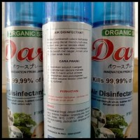 Air Disinfectant For Baby / Organic Spray Netto 500Ml Best Produk
