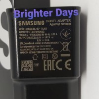 Ready Stock Charger Samsung S10 S10+ S10E Fast Charging Original 100%