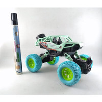 Mainan Monster Stunt 4WD Of Road Vehicle Series Rs6665E Biru