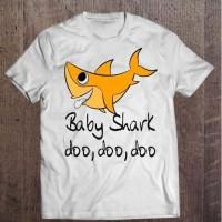 KAOS ANAK BABY SHARK DOO DOO BAJU TSHIRT FASHION PINKFONG