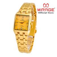 Jam Tangan Wanita Mirage Original 7716 Gold