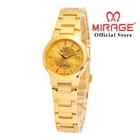 Jam Mirage Wanita Terlaris Original 7390L Gold
