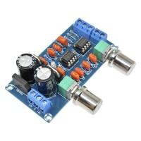 LPF Low Pass Filter SubWoofer Kit NE5532 Audio Module Modul