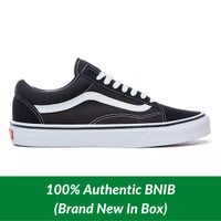 VANS Oldskool Old Skool Global Black White | BNIB Original