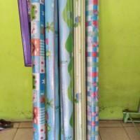 Tikar Spons JUMBO / Karpet/ Matras PE Foam Double Gambar / Anti Luntur