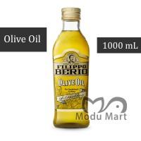 FILIPPO BERIO Olive Oil Pure 1000ml - FB Italy Minyak Zaitun Murni 1L