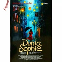 Buku Dunia Sophie Jostein Gaarder