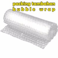 Bubble Wrap Extra / Tambahan Bubble Wrap