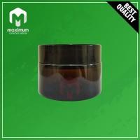 Botol Kaca Pot Cream 30gram Amber