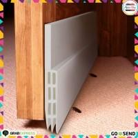 Lis Pelindung/Penahan Lubang Bawah Pintu 1 Meter