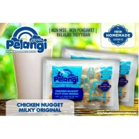 PELANGI FROZEN FOOD - Chicken Nugget Milky Original