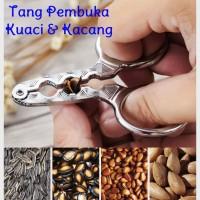Gunting Penjepit Kuaci Tang Pembuka Alat Pengupas Kulit Kacang Kwaci