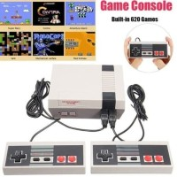 Nintendo NES Clone Game Retro Mini Game Built in 620 Classic Games