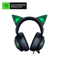 Razer Kraken Kitty Black - Headset Gaming