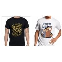 Kaos PJB Dewasa Merchandise Pengen Jadi Baik