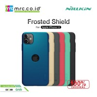 Nillkin Apple iPhone 11 6.1 - Super Frosted Shield With LOGO