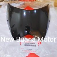 Visor Batok Lampu Depan Satria FU 150 Facelift Hitam