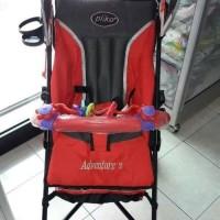 PROMO ORIGINAL Stroller Bayi PLIKO Adventure 2 Stroler Piko Dorong Aja