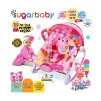 PROMO Sugar Baby New 10 IN 1 Premium Rocker Extra Large Seat Goyang