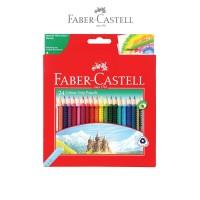 Faber-Castell Colour Grip Pencils 24