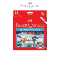 Faber-Castell Watercolour Pencil set 24L