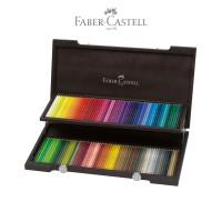 Faber-Castell Colour Pencil Polychromos wood case of 120