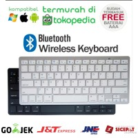 Keyboard Bluetooth 3.0 Wireless Apple Slim For Macbook / Android / IOS