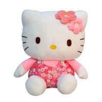 Boneka Hello Kitty Sakura Sanrio Istana Boneka Original lisensi