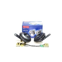 Klakson / Horn Mobil Motor DENSO POWER TONE DISC 12V + Accesories