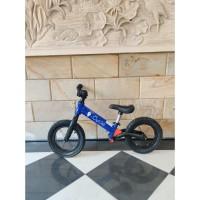Sepeda Anak Roda 2 Push Bike/Balance Bike i-Cycle (FIERY)