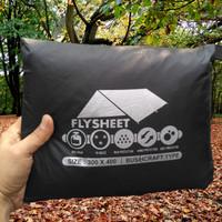 Flysheet 3x4 19 Lobang Edisi Khusus