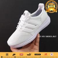 Sepatu Running Wanita-Ultraboost-Import-Putih