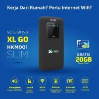 Modem XL Go HKM001 free kuota 20GB selama 90 hari