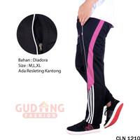 Celana Training Pria Wanita Diadora Sporty Panjang CLN 1211