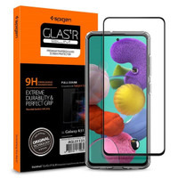 Tempered Glass Samsung Galaxy A51 / A71 Spigen Glas tR Full Cover
