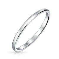 CINCIN SIMPLE RING 925 (Sterling Silver) - Perak