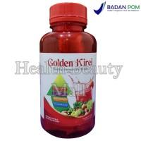 Golden Kirei Vitamin C 500mg 10 Sachet - Meningkatkan Daya Tahan Tubuh