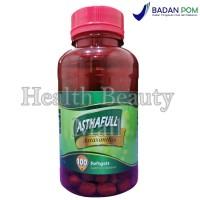 Asthafull Astaxanthin 4 mg 100 Softgels - Vitamin Nutrisi Kulit