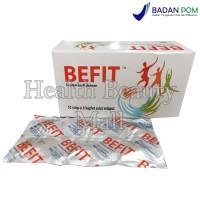 BEFIT 60 Tabs - Vitamin C & E - Menjaga Daya Tahan Tubuh - Be Fit