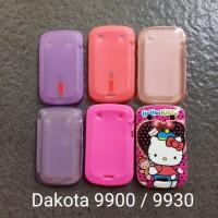 Case Blackberry 9900 Dakota soft softcase softshell silikon cover