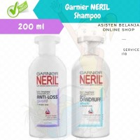 garnier NERIL Shampoo 200ml Loss Guard / Anti Dandruff Shampo 200 ml