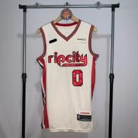 Jersey Basket Swingman NBA Portland Trail Blazers Damian Lillard city