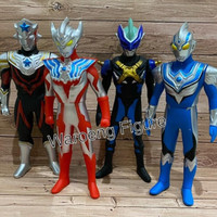 Ultraman Fusion Action Figure Ultraman Set 4