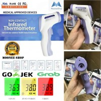 Thermometer Infrared Gun Termometer Thermo Tembak Termo Non Contact