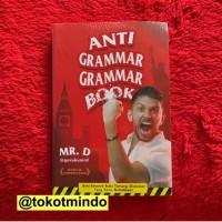 ANTI GRAMMAR GRAMMAR BOOK - Denisio Perez (guruku Mr. D)