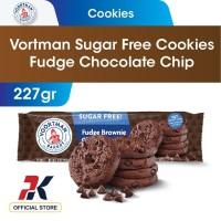 Voortman Sugar Free Cookies Fudge Chocolate Chip 227gr